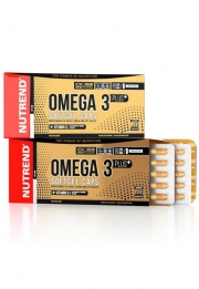 OMEGA 3 PLUS SOFTGEL 120 CAPS